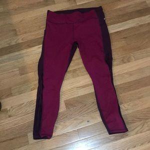 Fabletics leggings w/side pocket